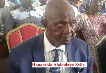 Honorable ABDOULAYE SYLLA, député courage (Par Sylla Abdoul)