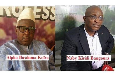 GUINEE / Sous le régime de Lansana Conté, c'est Alpha Ibrahima Kéïra et Kiridi Bangoura qui ont décidé d'empoissonner Alpha Condé en prison  selon Madame Doussou CONDE !