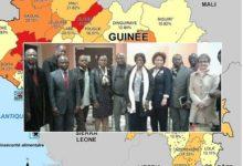 Communiqué N° 001 de l'Alliance des Forces Patriotiques Pour une Guinée Libre (A F P G L) / A toute la communauté guinéenne de France.