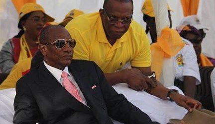 (VIDEO) Chanson sur les mensonges du président de la République de Guinée selon le chanteur.
