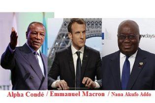 (VIDEO) Dites à Alpha Condé l'homme politique(qui ne pense qu'à la future  élection), d'écouter le président Nana Akufo-Addo, l'homme d'Etat ( qui pense à la future génération).