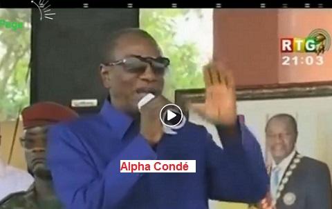 GUINEE / VIDEO/  Peut-on gouverner par le mensonge ? Si le menteur ne se fatigue pas, ceux qui l'écoutent peuvent en avoir assez