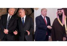 Arabie saoudite, Etats Unis, Israël : Axe de Paix ou Axe de Guerre ?  1 / 2 (par René NABA)