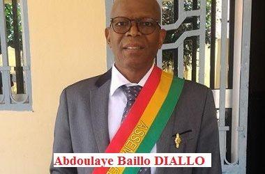 Communiqué de l'UFR France relatif au décès de l'honorable Abdoulaye Baillo Diallo ancien secrétaire fédéral de l'UFDG  fédération France.