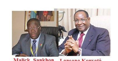 Les confidences de Malick Sankon /  Voici comment Lansana Kouyaté et lui espionnaient Conté pour Alpha Condé / Les ''milliards'' d'Alpha pour que Kouyaté soit Premier ministre !