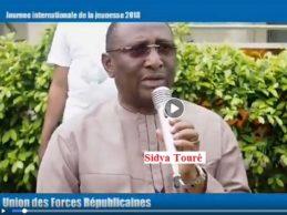(VIDEO) Journée internationale de la jeunesse:  L'une des solutions de Sidya Touré au problème d'emploi des jeunes / Quand c'est l'expérience qui parle, la différence se fait sentir.