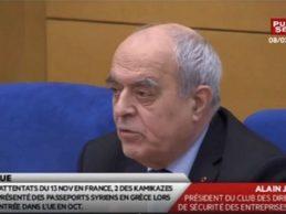 FRANCE / Colloque au Sénat: Fin du mensonge d'Etat sur l'origine de la guerre en Syrie (Alain JUILLET président du Club des Directeurs de sécurité des entreprises)