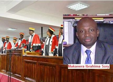 Destitution de Kèlèfa SALL /  Les huit soi-disant conseillers de la Cour ne le sont pas légalement et leur soi-disant arrêt ne peut être juridiquement qualifié d'arrêt, mais du faux et abus de fonction réprimés par le code pénal guinéen. (MAKANERA Ibrahima Sory)