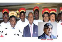 Tentative de « putsch » à la Cour Constitutionnelle : Complot d'Alpha Condé ourdi en France  par le vice président de la Cour constitutionnelle et Albert Bourgi, l'homme qui se nourri du sang des africains, une véritable tradition familiale chez les Bourgi.