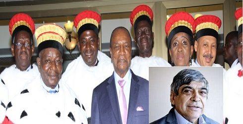 GUINEE / Solution Constitutionnelle boiteuse proposée à Alpha Condé par Albert BOURGI et autres. Changer la constitution pour contourner la limitation du nombre de mandat présidentiel est constitutif de « fraude à la Loi » (Par Makanera Ibrahima Sory)