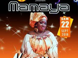 BRUXELLES / Association BELGO-BASSE GUINEE et L'ASBL PLACE BARA présente la MAMAYA  le 22 septembre 2018