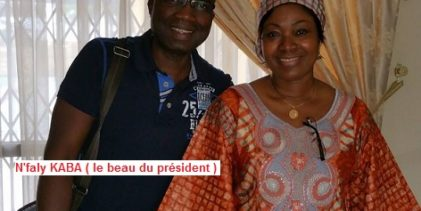 (VIDEO) Alpha Condé interpelé par son beau frère sur son projet de troisième mandat, sur les millions de dollars détournés, sur le bradage du port de  Conakry, mais aussi sur l'usurpation de titre de doctorat d'Etat de son premier ministre !