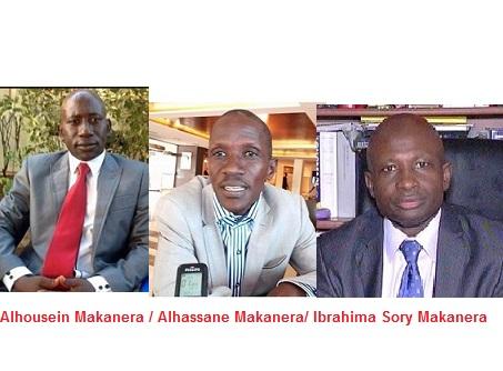 Urgente précision : Un Makanera peut en cacher d'autres / On ne doit être comptable que de ses propres faits(Par Makanera Ibrahima Sory)