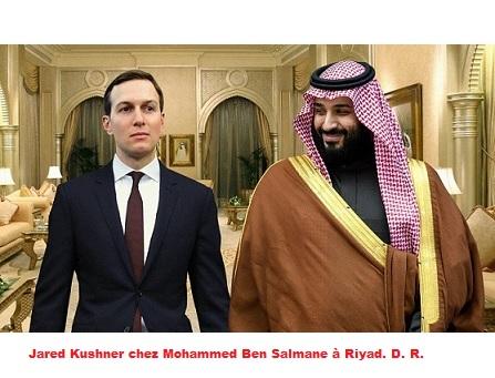 Assassinat de Khashoggi : le fils du roi saoudien implique Trump et son gendre
