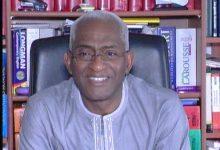 (VIDEO) Dr Abdoul Baldé met l'armée en garde au sujet de la milice privée d'Alpha Condé qualifiée de forces spéciales et dénonce les dangereux agissements du général Bouréma Condé.