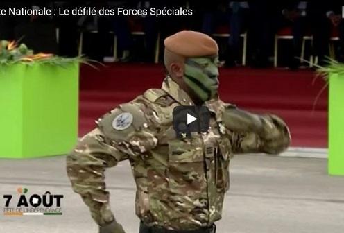 (VIDEO ET TEXTE ) Forces spéciales ivoiriennes / Contrairement à celles d'Alpha Condé, elles n'ont pas pour mission d'effrayer les ivoiriens afin d'imposer un troisième mandat du président Ouattara.