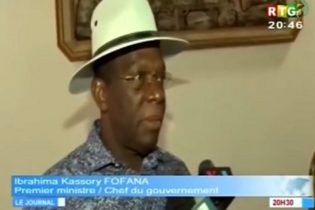(VIDEO) Kassory Fofana pense que les lois sont votées par les juges et pas par les députés !