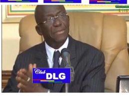 FRANCE / Le Club DLG reçoit M. Abdoul Kabèlè CAMARA ancien ministre de la défense et président du RDG le 8 décembre 2018 à Paris