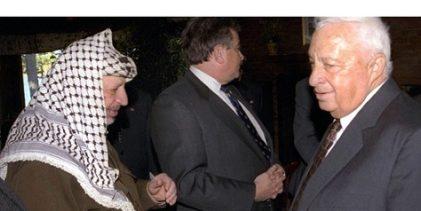 Quand Ariel Sharon projetait d'abattre un avion civil transportant Yasser Arafat (Par René NABA)