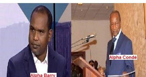 Alpha Barry, ancien Conseiller du président Alpha Condé, le seul journaliste Milliardaire : ce qu'il faut savoir de lui ( source:  News Guinee.com )