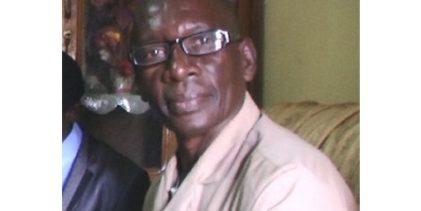 Avis de décès / Alpha Makanera dit « Makan »  lieutenant à la retraite, est décédé hier mardi 18 décembre 2018 à Conakry.