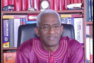 (VIDEO) Voici ce que disait Dr Abdoul Baldé le 18 décembre 2018 : « Je soutiens le SLECG et je demande à l'armée de débarquer Alpha Condé avant 2020 » / A visionner absolument.