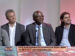 (VIDEO) Les enseignants français de l'ESCG-CONAKRY s'expriment sur leur projet révolutionnaire dans l'émission «ZENITH SUR KOLOMA» de la RTG. A ne pas manquer.
