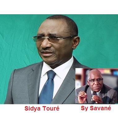 GUINEE / Démission de Sidya Touré mal commentée par  les pourfendeurs déclarés et  anonymes, point commun des nouveaux  inquisiteurs (Mamadou Billo Sy Savané)