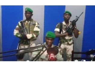 (VIDEO)  Tentative de coup d'Etat au  Gabon