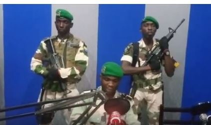 (VIDEO)  Tentative de coup d'Etat au  Gabon