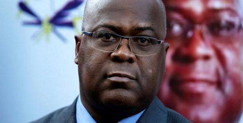 RDC: l'opposant Félix Tshisekedi proclamé vainqueur de la présidentielle.( En RDC, les religieux sauvent la démocratie et en Guinée, les religieux tuent la démocratie)