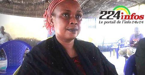GUINEE/ Collecte de fonds pour Dame Fatou Badiar ( Par le Collectif )