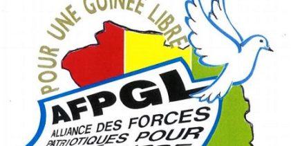 Communique n° 03/01/19 de l'Alliance des Forces Patriotiques pour une Guinée Libre – AFPGL