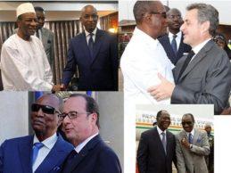 GUINEE / Révélation explosive de la lettre du continent sur le deal entre Alpha Condé, SARKOZY, Cellou Dalein Diallo, Hollande et Alassane Ouattara pour le 3e mandat d'Alpha Condé !