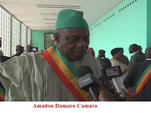 Damaro Camara: un ancien laveur de voitures à Atlanta au Parlement guinéen !