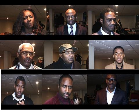 VIDEO Paris le 17 mars 2019/ Deuxième réunion des forces vives guinéennes de France, d'Allemagne, de Belgique et d'Angleterre contre le troisième mandat d'Alpha Condé.