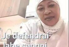 (VIDEO) Hadja Maimounatoulaye Conté / Quand Alpha Condé demande à la ligue islamique de destituer la première personnalité religieuse de Kindia, parce que celle-ci ne cautionne pas son projet machiavélique. Le comble, ce monsieur(Alpha) se glisse partout, il ne nous respecte pas. En langue soussou.