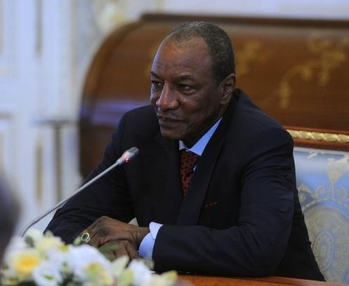 En Guinée, 28 blessés lors d'une manifestation contre un troisième mandat d'Alpha Condé le jeudi 13 juin à N'Zérékoré.