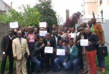 (VIDEO) PARIS / Préparatifs des manifestations des forces vives guinéennes d'Europe contre le troisième mandat d'Alpha Condé.