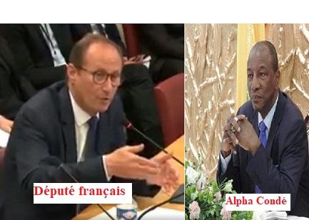 GUINEE / (VIDEO) Alpha Condé qualifié de victime du syndrome de troisième mandat par un député français en pleine séance parlementaire.