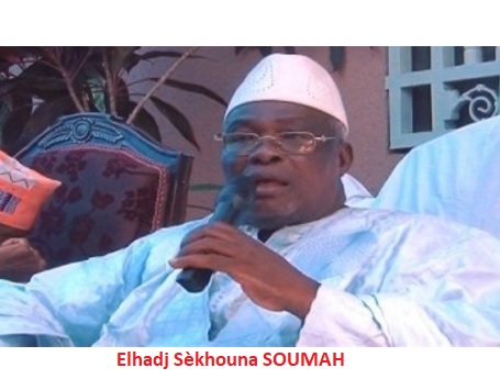GUINEE / Quand Elhadj Sèkhouna SOUMAH dénonce ceux qu'il qualifie de menteurs de la Basse Côte à savoir : Kassory Fofana, Malick Sankhon, Moualime Touré etc.
