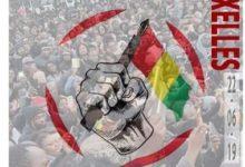 Communiqué / Manifestation du FNDC à BRUXELLES le 22 juin 2019