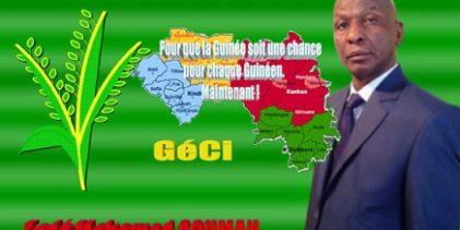 Déclaration du 14 juin 2019, par le Parti Génération Citoyenne « GéCi » relative à la répression de la manifestation du FNDC de N'ZEREKORE