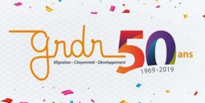 Communiqué du GRDR / A l'occasion de son 50e anniversaire, le GRDR fête les migrations et invite les communautés africaines de  France d'y prendre une part active.