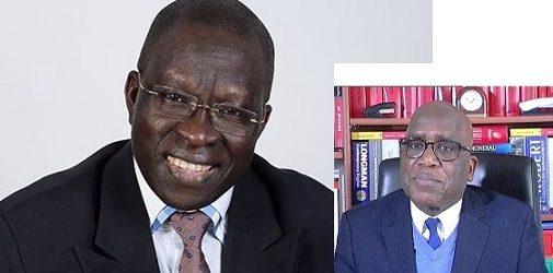 GUINEE / Monsieur Goureissy CONDÉ, à ma connaissance,   n'est pas juriste, mais POLICIER au sens de services dits secrets au temps du P.D.G. (Par Mamadou Billo Sy Savané).