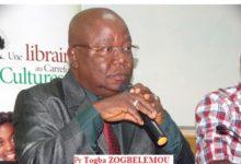 Quand le Prof ZOGBLEMOU se trouve en contradiction avec lui-même sur le projet de nouvelle constitution. Comme on le dit, la parole s'envole et l'écrit reste.