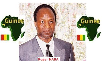 PARIS / Décès de monsieur Roger HABA infatigable combattant de la liberté pour la Guinée.