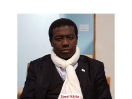 Lettre de Sorel KEITA à L'ACTOG / Monsieur le président sortant de l'ACTOG, Chers sociétaires,