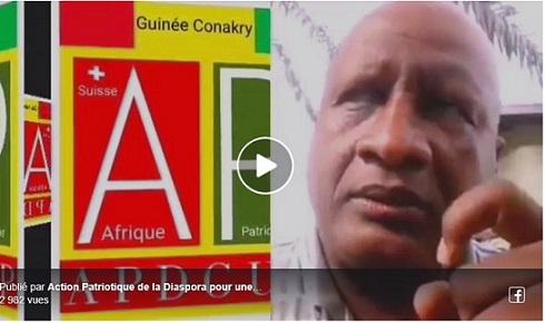 (VIDEO) Alpha Condé doit être immédiatement chassé du pouvoir sans attendre la fin de son mandat.