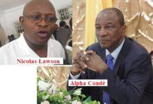 GUINEE – TOGO / Nicolas Lawson récuse la facilitation d'Alpha Condé ( TOGO Tribune)